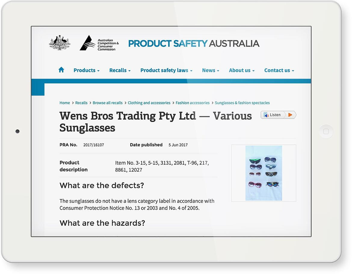 Case Study - Using Eyewear QC to Effectively Reduce Defects