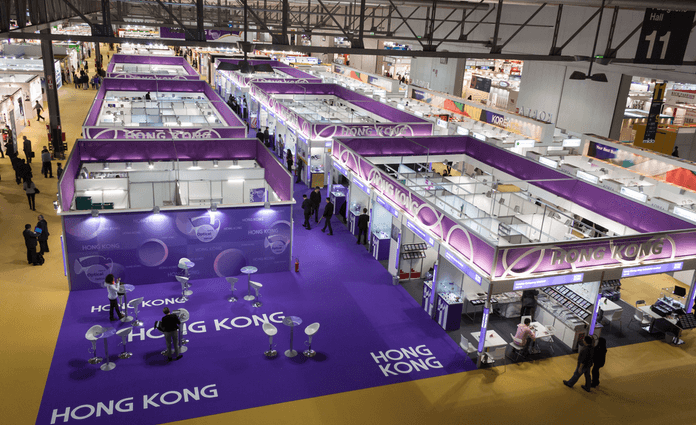 HKTDC Hong Kong Optical Fair
