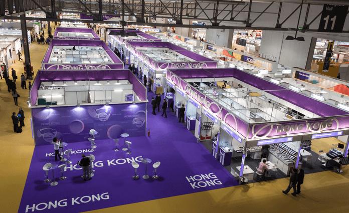 HKTDC Hong Kong Optical Fair