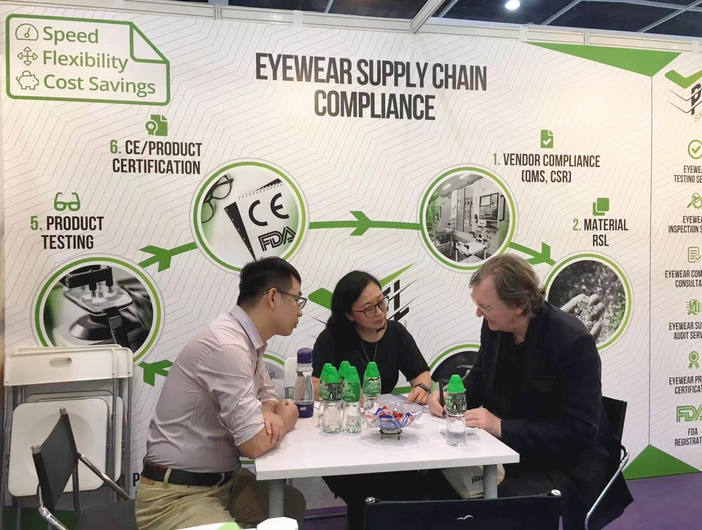 How Can Eyewear Supply Chain Diversification Reduce Your Risk? (HKOF 2019 Highlights)